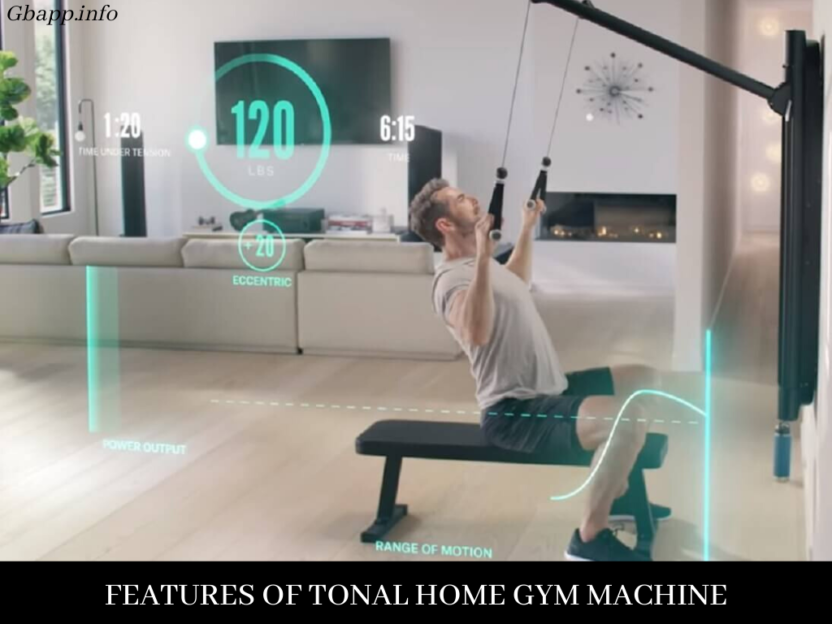 TONAL SMART HOME GYM MACHINE