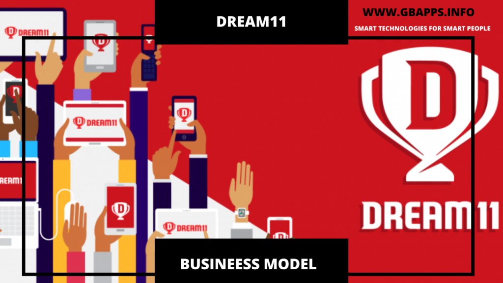 dream11 business model and case study