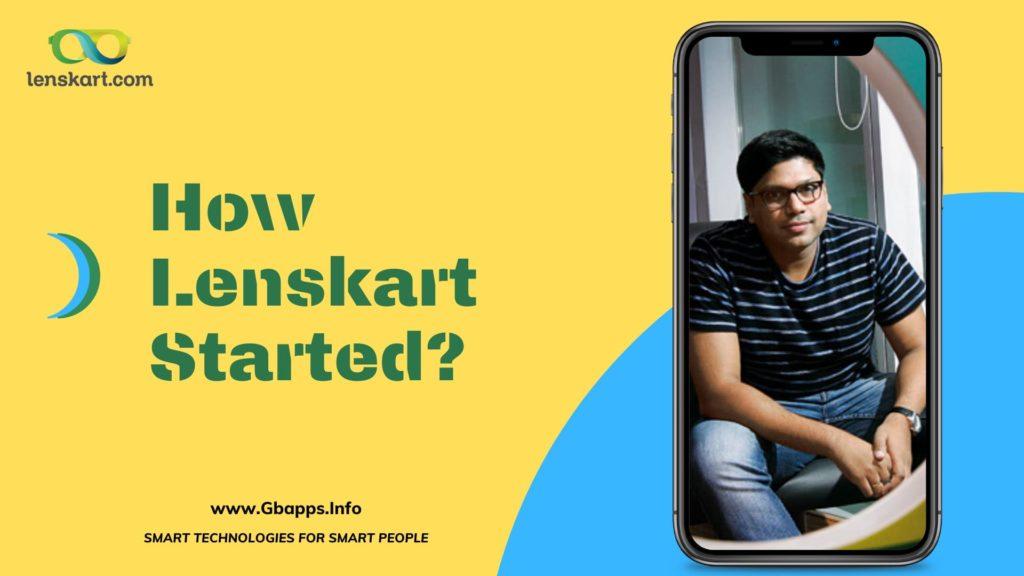 Peyush Bansal, founder of lenskart