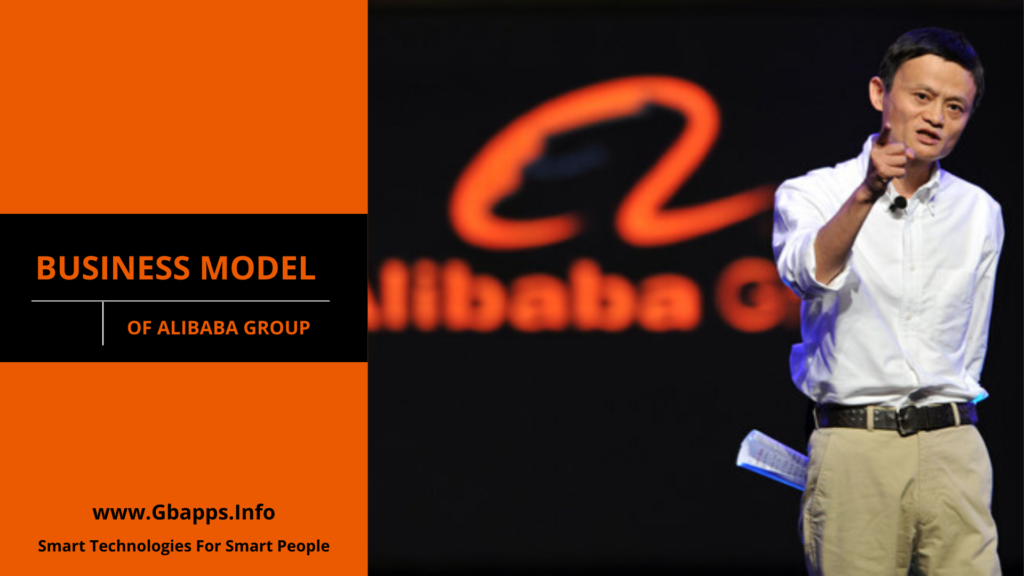 business model of alibaba group