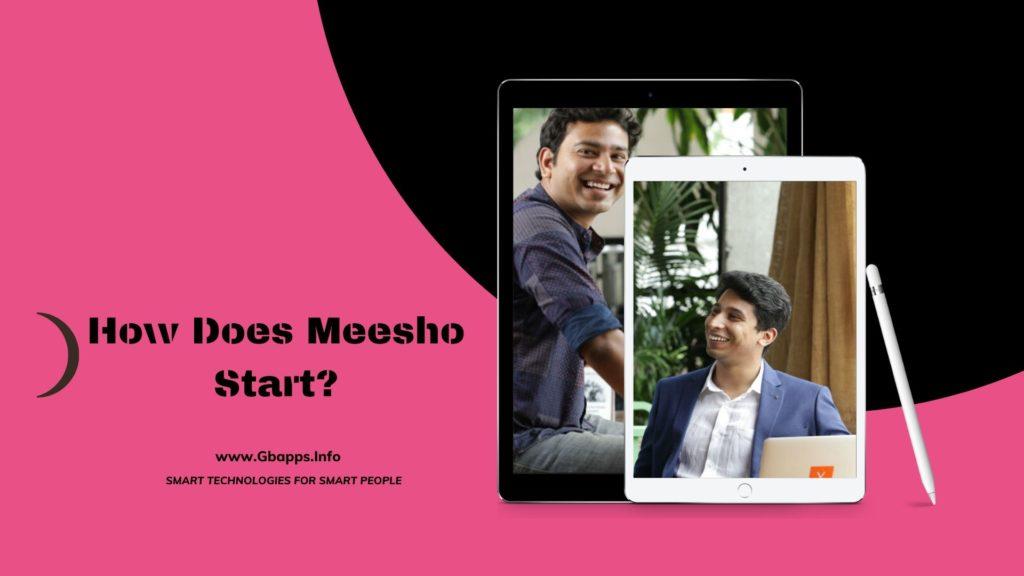 what is meesho reselling app