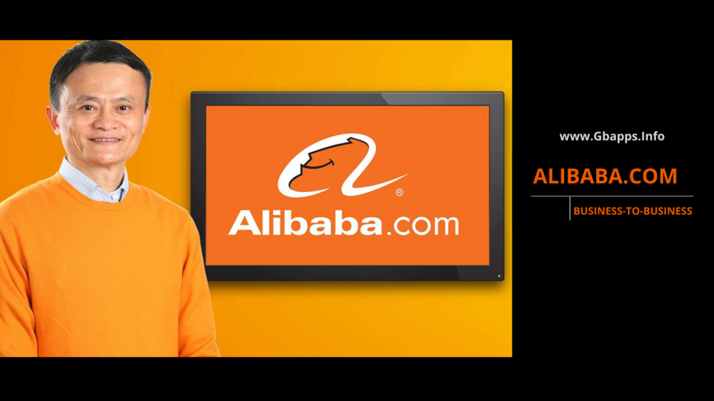 business model of alibaba.com
