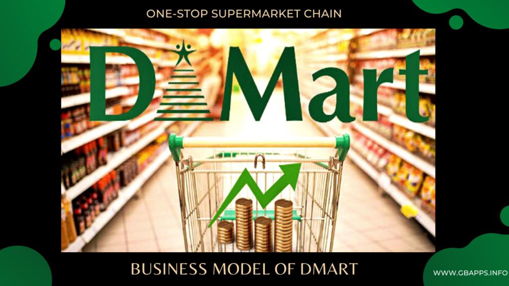 DMart business model