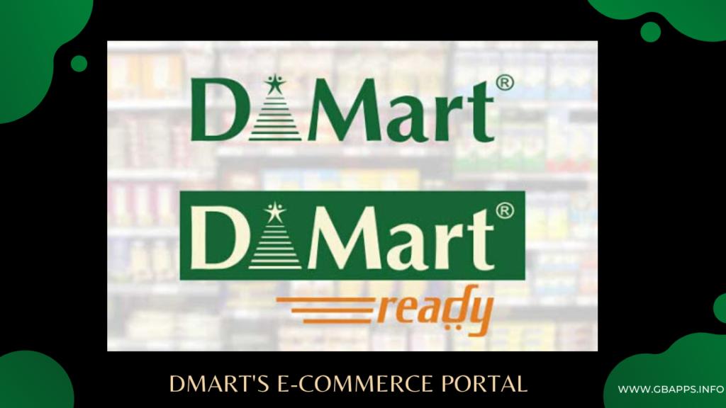 DMart ready