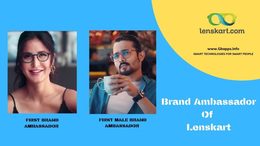 brand ambassador of lenskart