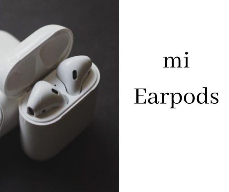 mi EarPods