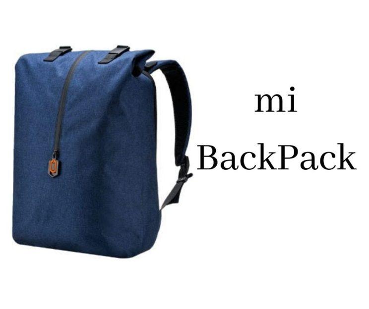 mi Back Pack