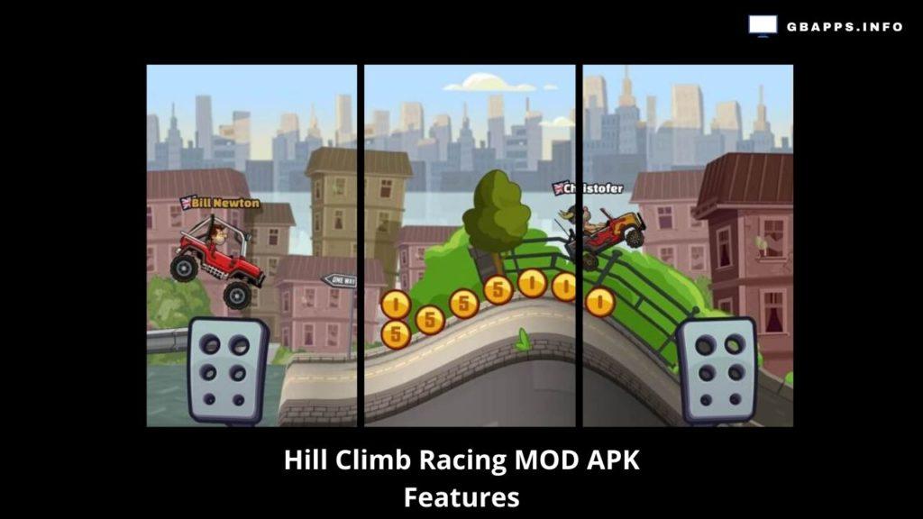 hill climb racing mod apk  hack