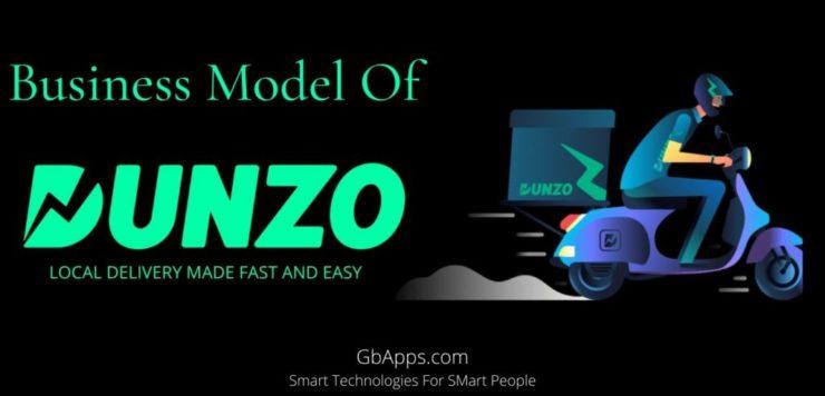 Dunzo's Business Model