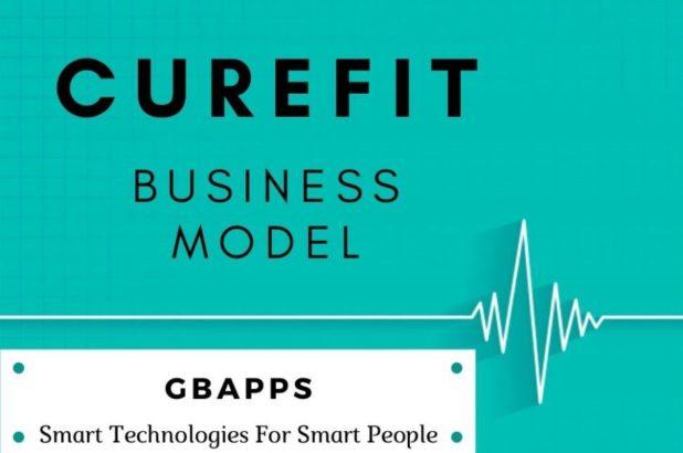 Curefit Business Model