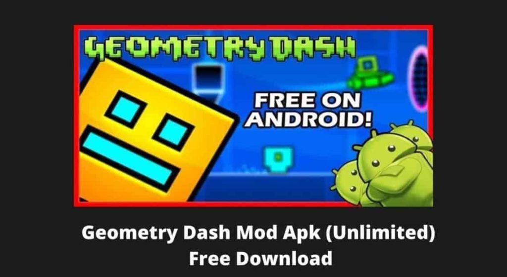 geometry dash mod apk
