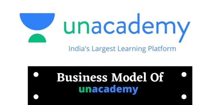 Unacademy Business Model