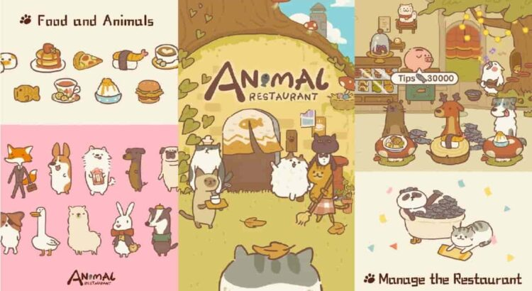 Animal Restaurant Apk