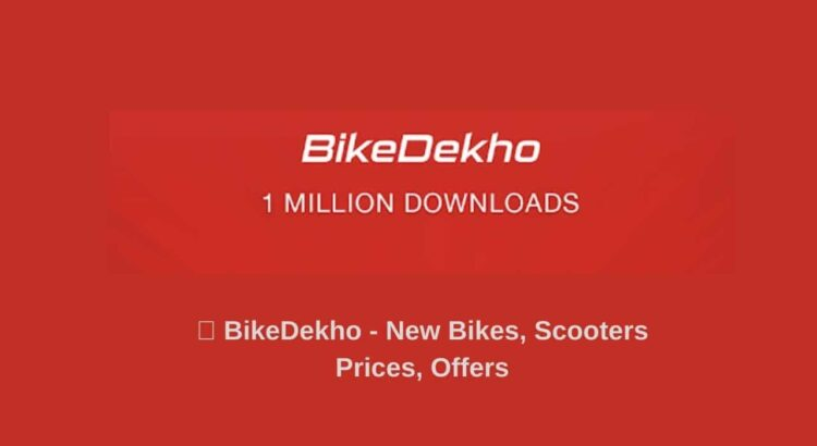 Bikedekho App Apk Download