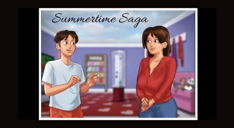 Download Summertime Saga Apk Now