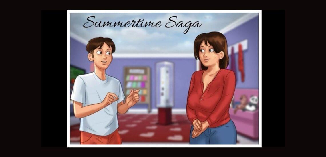 Play Summertime Saga Lets Summertime Saga