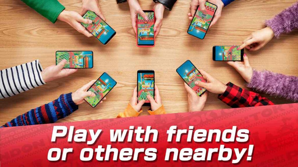 ■Endless Mario Kart fun at your fingertips!