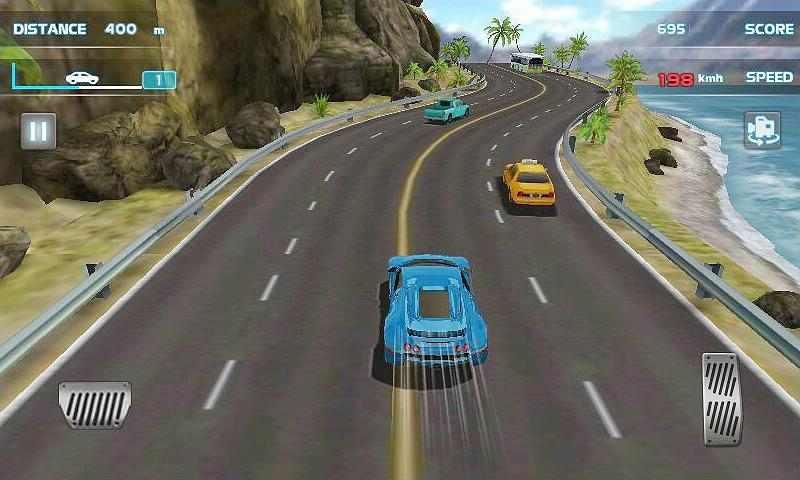 टर्बो ड्राइविंग रेसिंग ३ दी