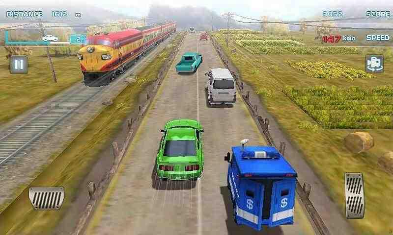 टर्बो ड्राइविंग रेसिंग 3 डी की जानकारी