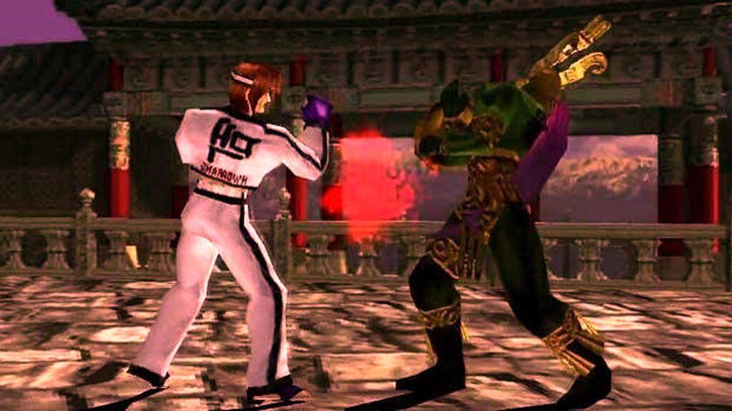 Magic Tekken 4 Apk Description