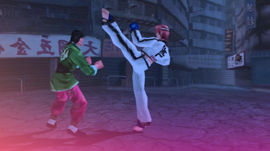 Tekken Ninja