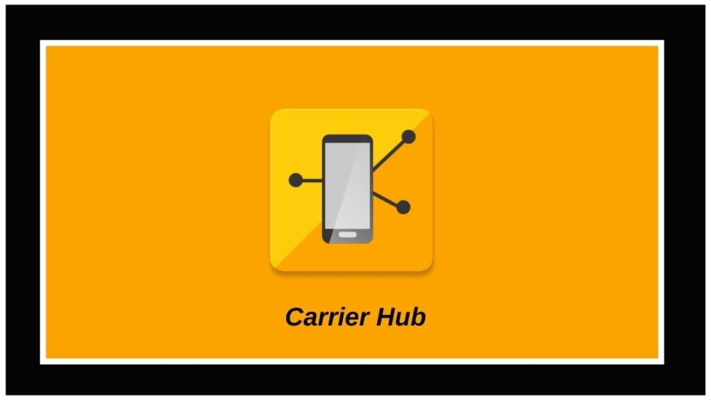 Carrier Hub Apk