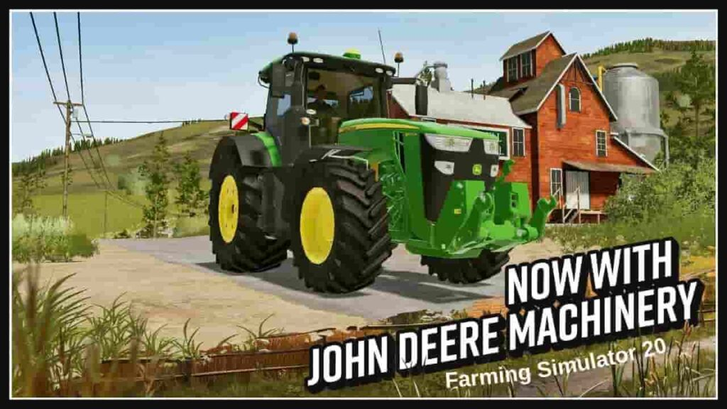 Farming Simulator 20 Apk