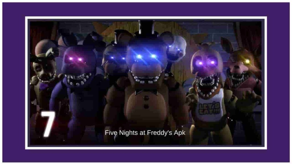 Five Nights at Freddy's Apk