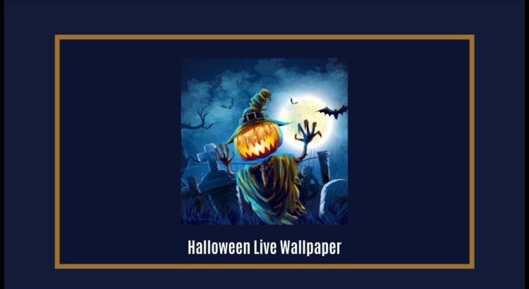 Halloween Live Wallpaper Apk