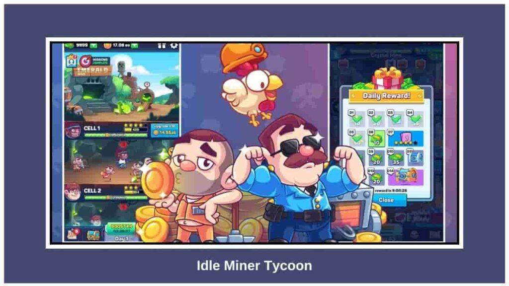Idle Miner Tycoon Apk