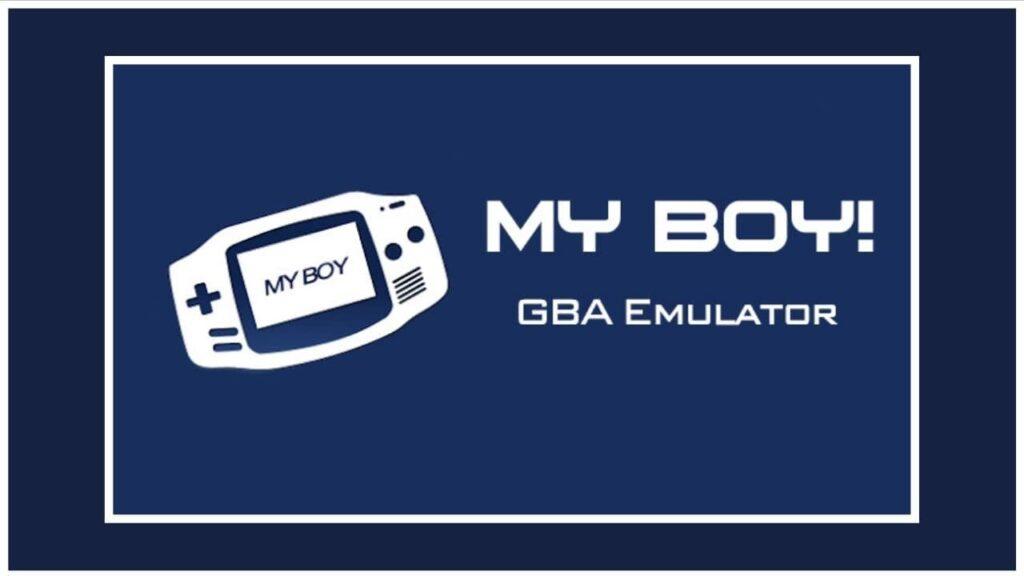 My Boy GBA Emulator Apk
