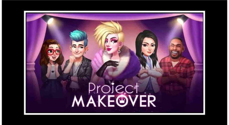 Project Makeover Apk