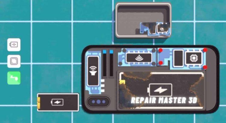 Repair Master 3D Apk