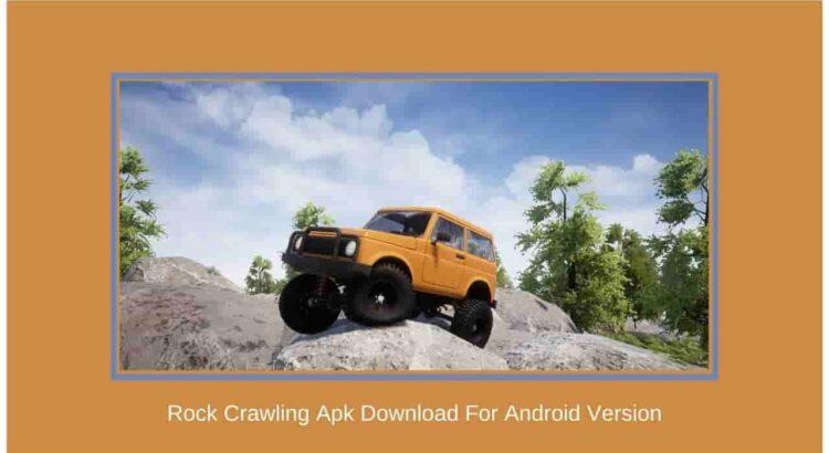 Rock Crawling Apk