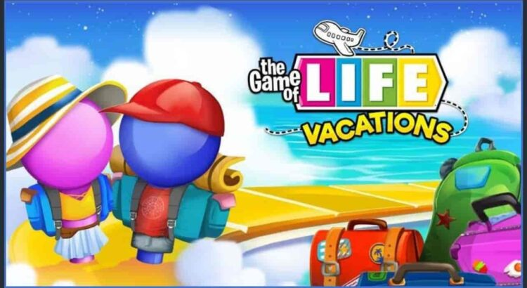 THE GAME OF LIFE Vacations Apk