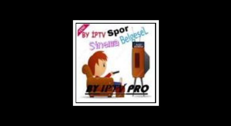 BY IPTV Pro Apk