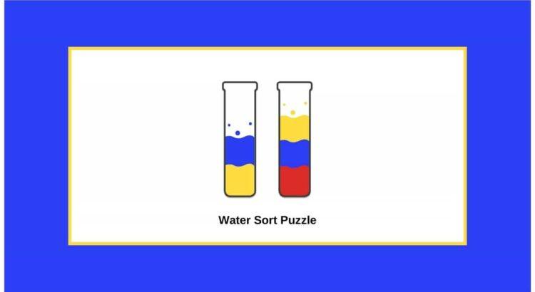 Water Sort Puzzle Apk