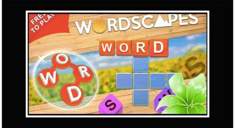 Wordscapes Apk