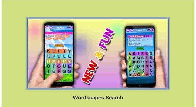 Wordscapes Search Apk