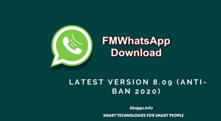 Download FM Whatsapp Apk