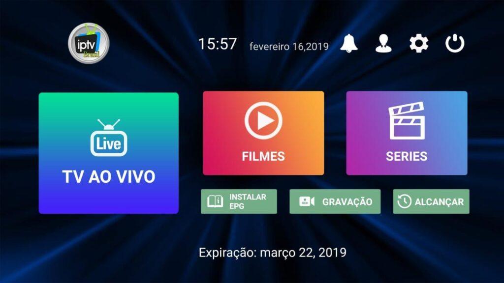 IPTV Brasil Pro Apk