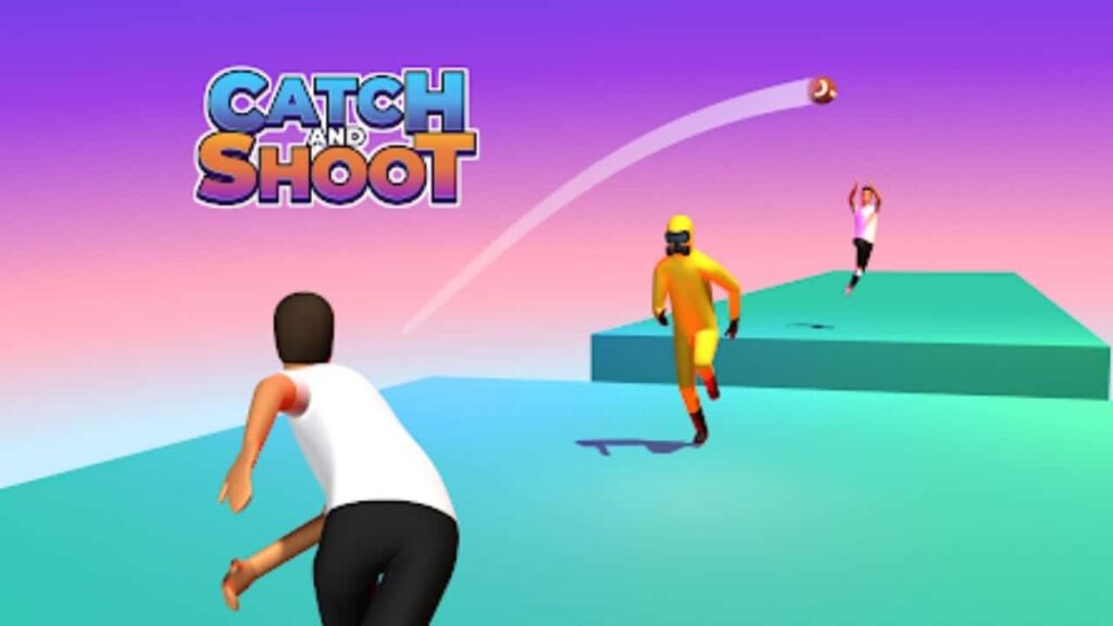 Catch And Shoot Apk