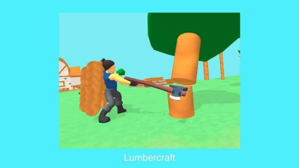 Lumbercraft Apk