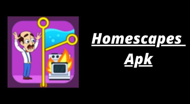 Download Homescapes Apk