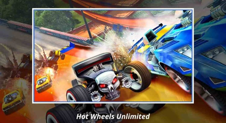 Hot Wheels Unlimited APK