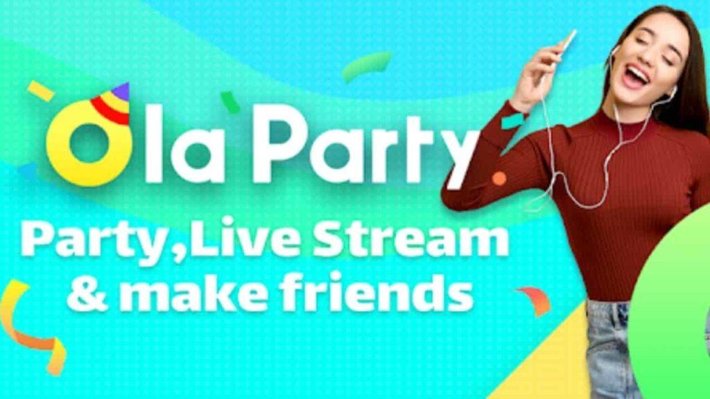 Ola Party Apk