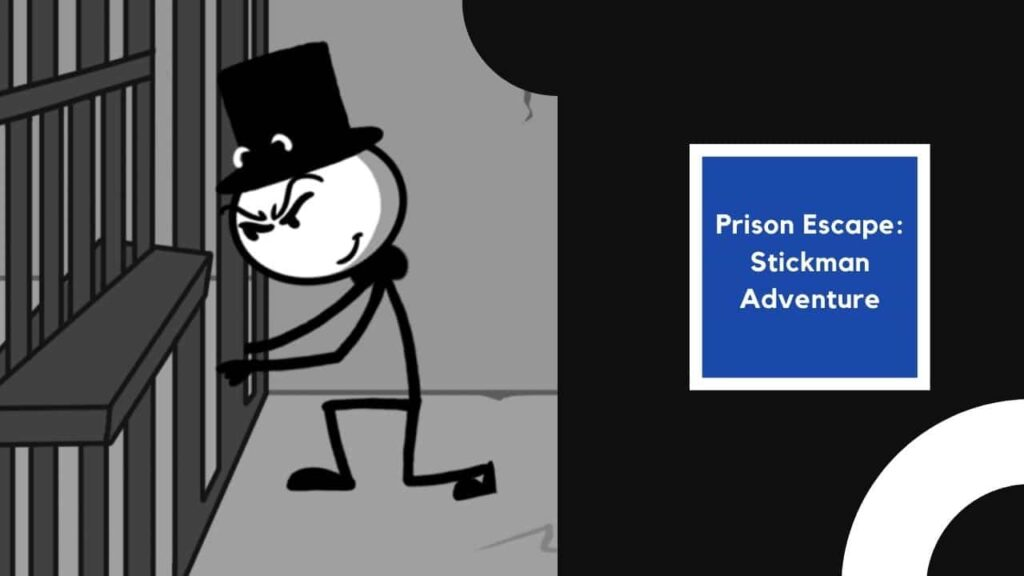 Prison Escape Stickman Adventure