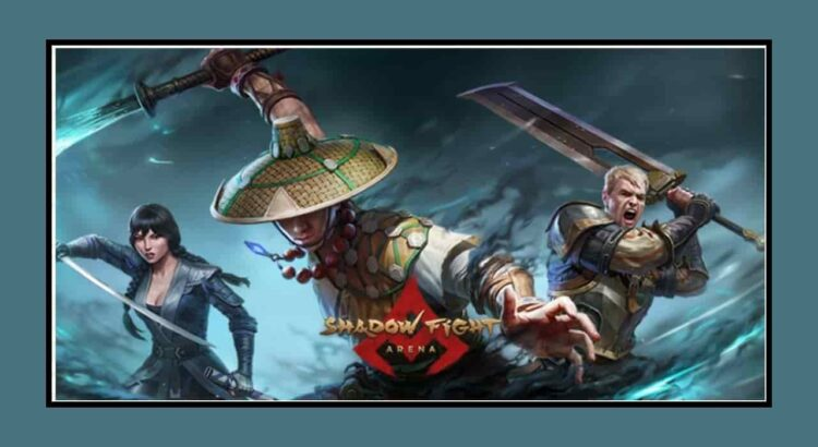 Shadow Fight Arena Apk