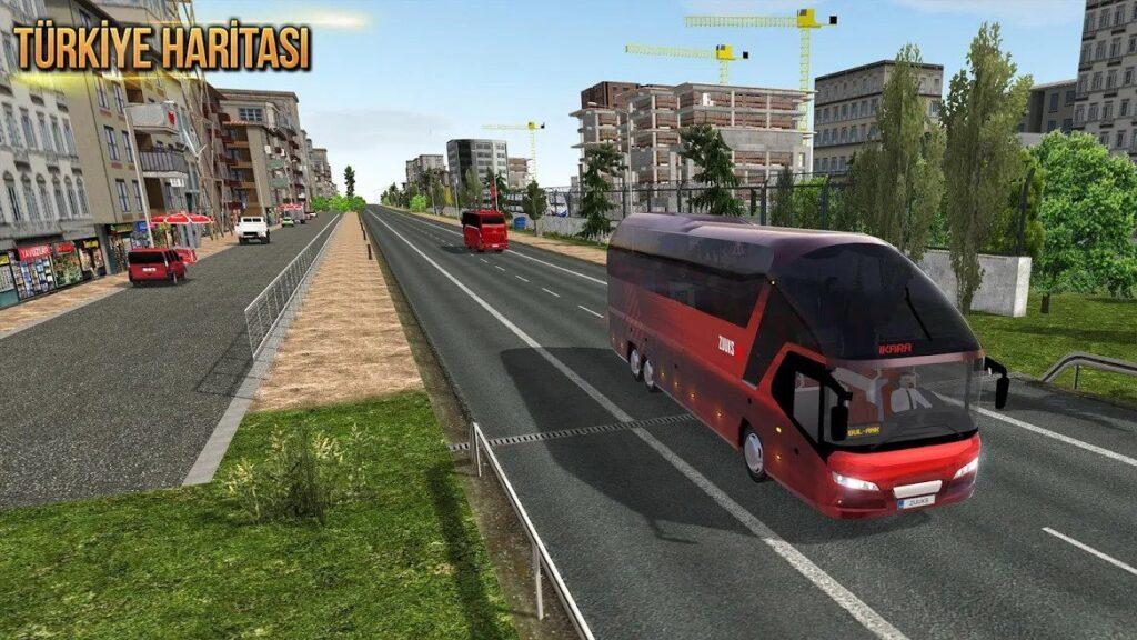 Şehirlerarası otobüs oyunu indir