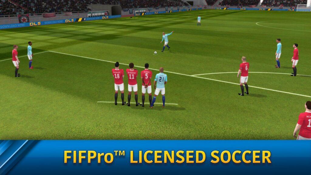 Thông tin về Dream League Soccer Apk